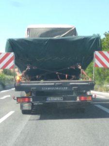 Μεταφορά Αρμάτων στο Κατάρ.